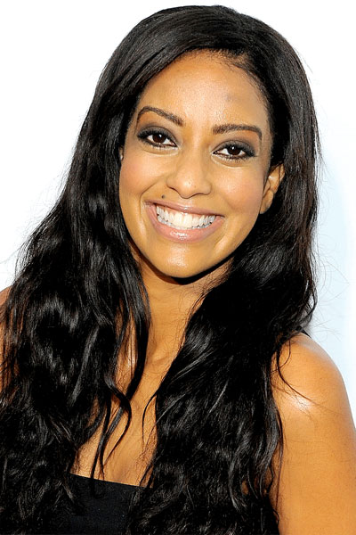 Azie Tesfai with a nice smile
