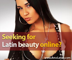 Latin beauty banner