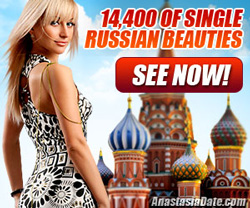 Find your Russian bride!
