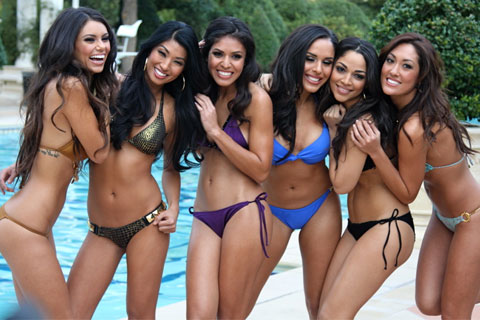 beautiful bikini babes from brazil