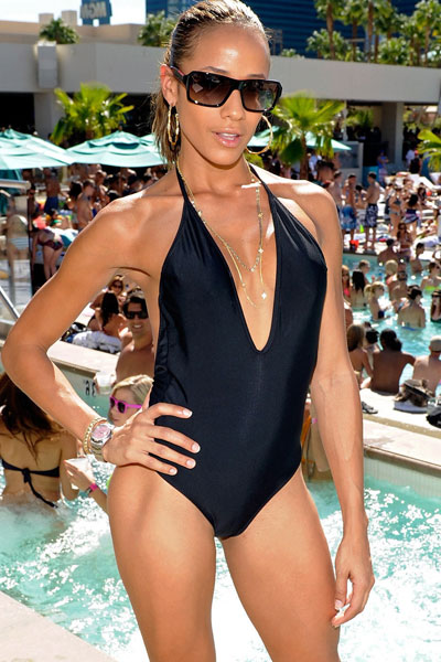 Dania Ramirez swimsuit