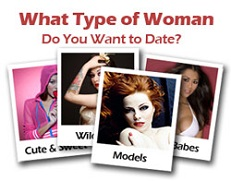 What type of girl do you want to date?