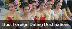 Best foreign dating destinations