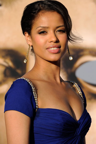 lovely Gugu Mbatha-Raw