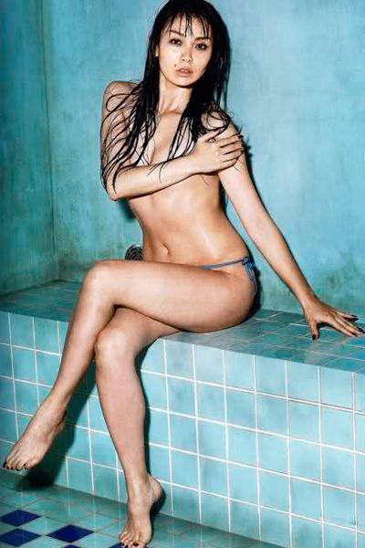 maria ozawa nude sauna