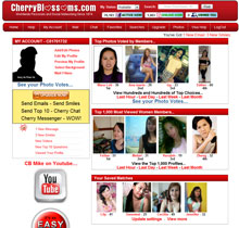 Cherryblossom.com dating asia