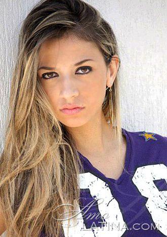 Simple but provocative Brazilian girl