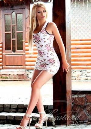 Kharkovamoremio Sweet Ukrainian Bride Olga - Black
