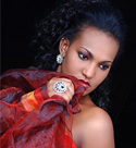 Beautiful Ethiopian Artist