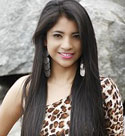 long-haired-peruvian-girl-in-a-leopard-dress