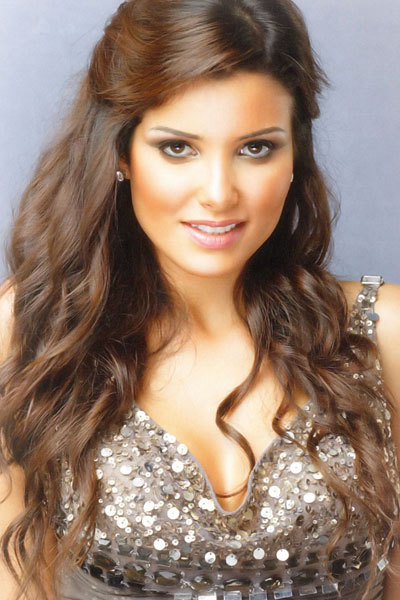 Sofia Marikh beautiful arabian singer