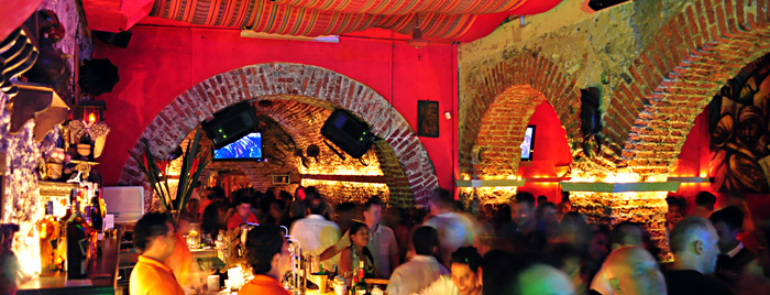 Tu Candela Bar and Disco in Cartagena