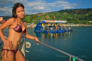 Arizona Floating bar - Subic Bay Philippines