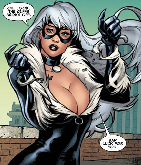 hot female supervillain