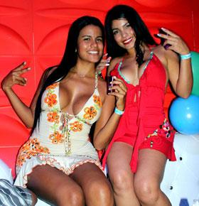 Colombian Girls