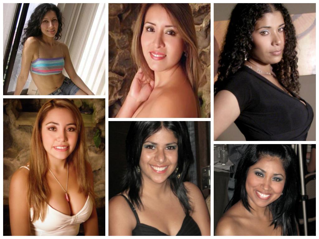 Beautiful Peruvian women seeking marriage