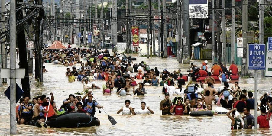 Is it safe to travel to the Philippines - Typhoon aftermath