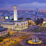 Casablanca City, Morocco