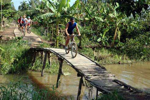 Bicycle tour date in Hoi An Vietnam