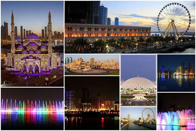 Sharjah - The Arab Capital of Culture