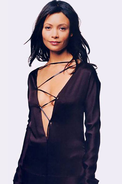 attractive Thandie Newton