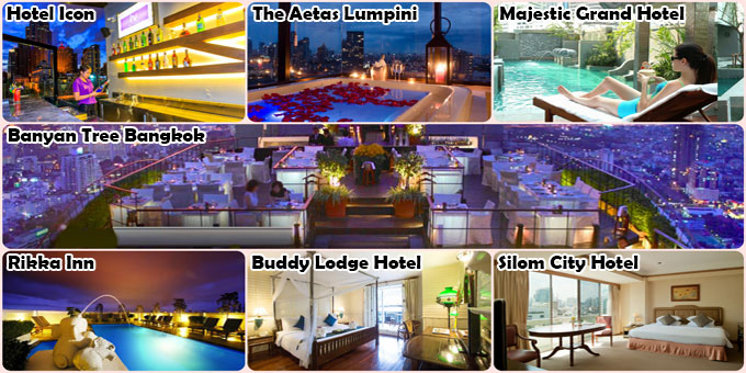 Budget friendly and nice hotels in Thailand