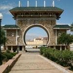 Tourist spot in Mostaganem, Algeria