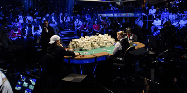 World series of Poker, Las Vegas