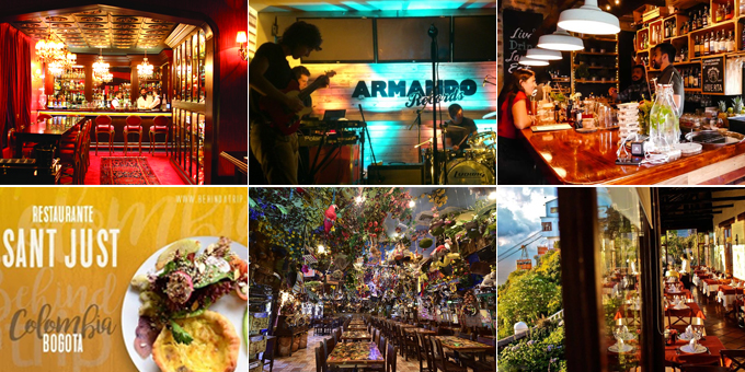Best Places To Go On A Date in Bogota
