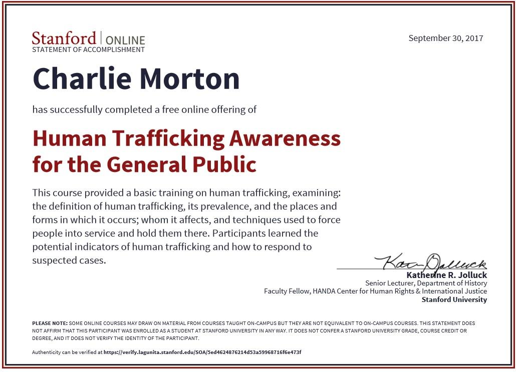 Charles Morton Bio