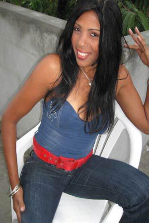 hot mom from the Dominican Rrepublic
