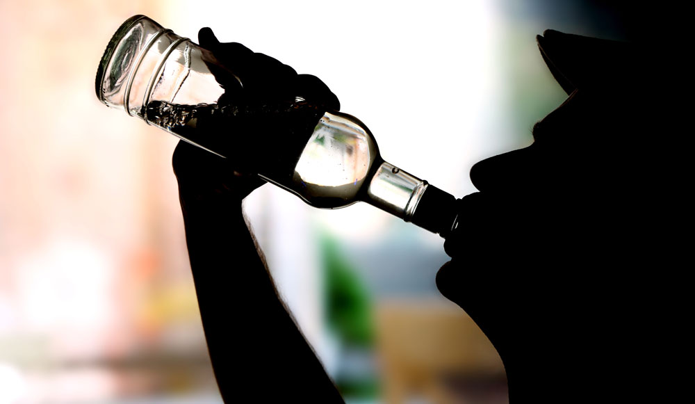 Russian drinking problem