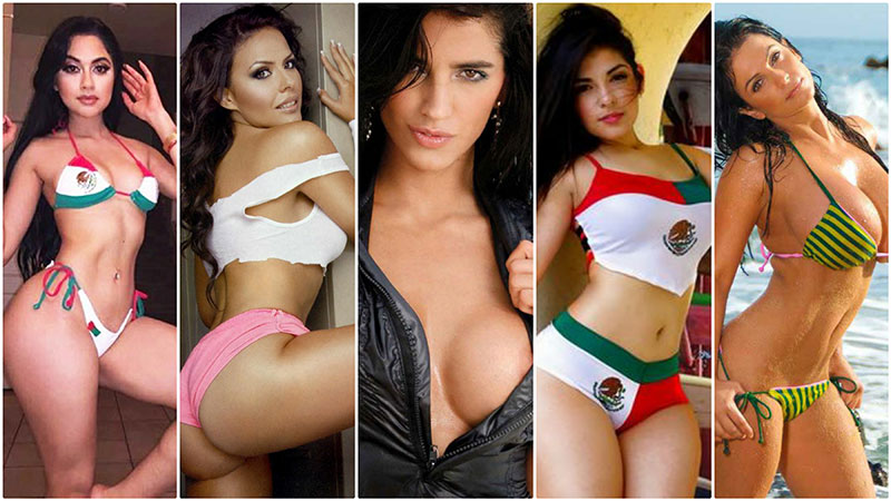sexy Mexican girls