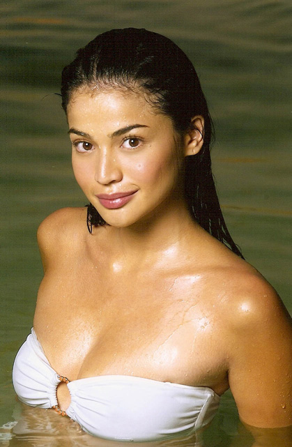 Anne Curtis the most beautiful Filipina
