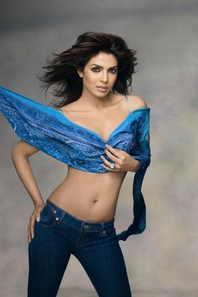 Priyanka Chopra - Blue Jeans