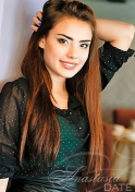 cute and sweet Kazakh babe