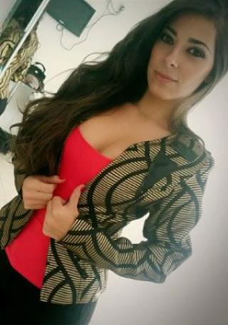 gorgeous Brazilian babe
