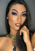gorgeous Brazilian model for marriage