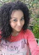gorgeous Costa Rican hairdresser