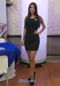 hot Costa Rican model