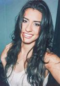 lovely brunette Brazilian babe