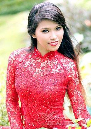 lovely Vietnamese model