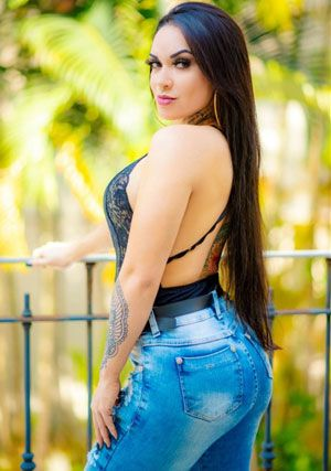 seductive Brazil girl for marriage
