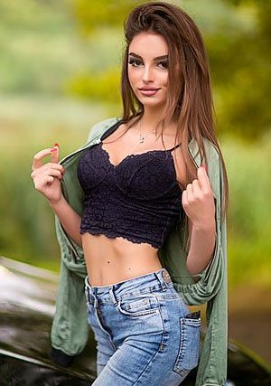 sexy in jeans from Moldova