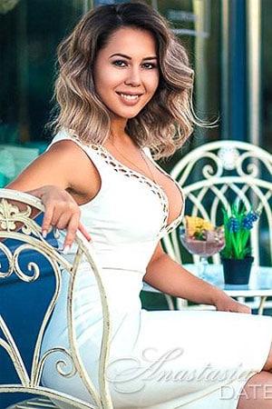 matured Kazakh beauty