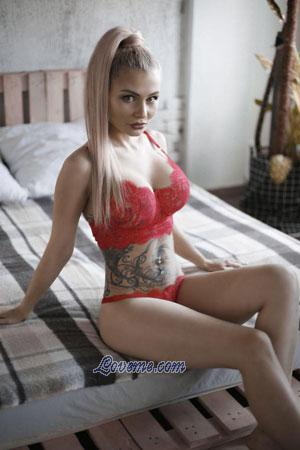 Russian dancer with sexy tattoo