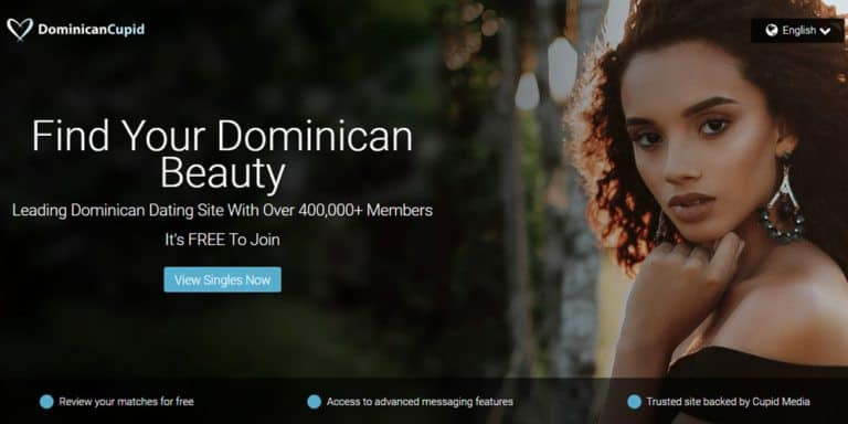 DominicanCupid front page