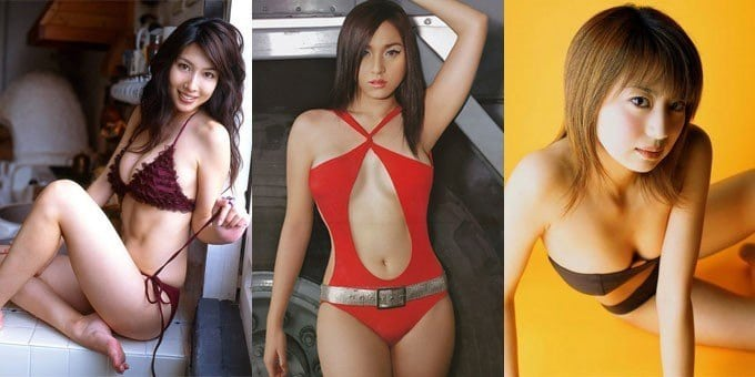 3 of the hottest Asian girls