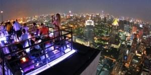 a nice view in Bangkok, Thailand