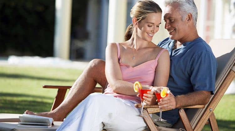 What You Must Know Before Dating an Older Man
